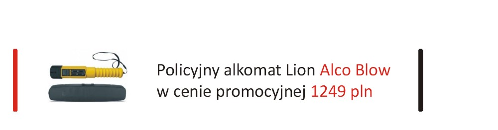Lion Alco Blow
